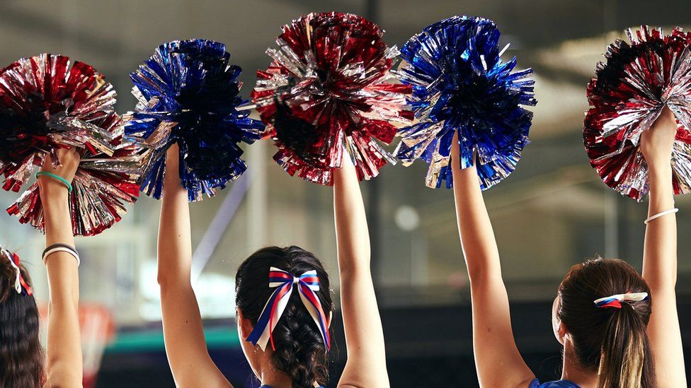 Mother charged with deepfake plot against daughter's cheerleading rivals